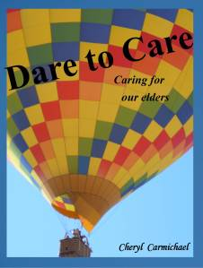 Cheryl Dare to Care cover