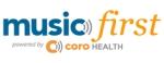 coro health music first logo small