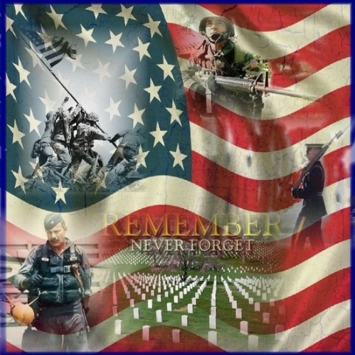 flag memorial day