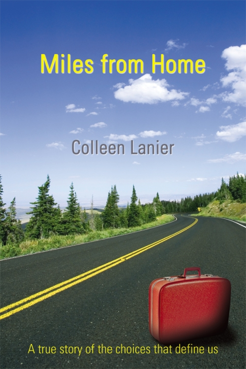 miles from home book cover
