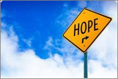 hope sign