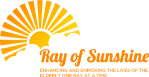 Marla ray of sunshine logo