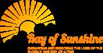Marla ray of sunshine logo