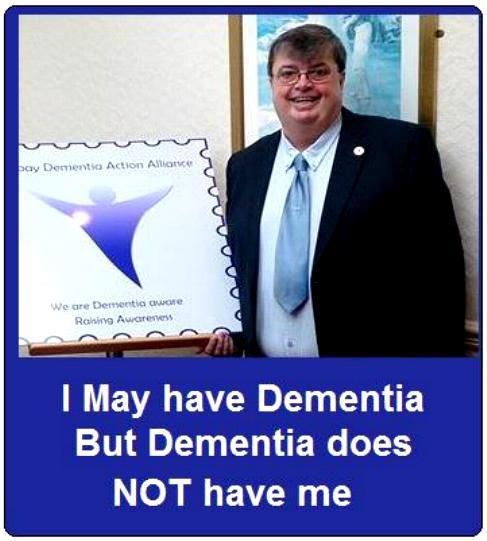 Norrms I have dementia but dementia doesnt have me