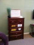Memory Care Home Solutions  5 marking dresser