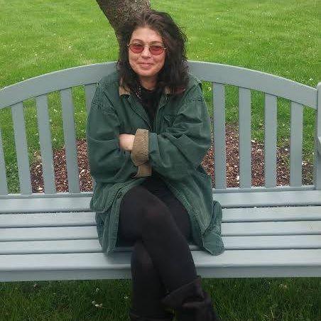 Dena dotson park bench