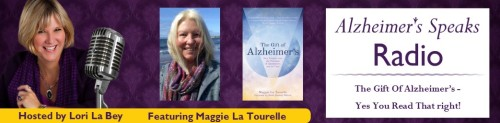 051215 AST Maggie La Tourelle  The gift od Alheimers book