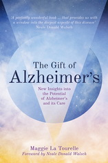 Maggie La Tourelle book cover the gift of alz