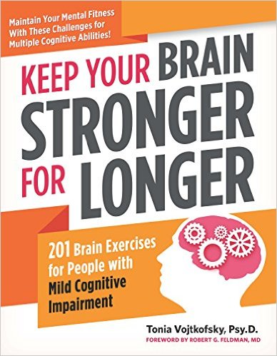 MCI book keep your brain stronger for longer book cover