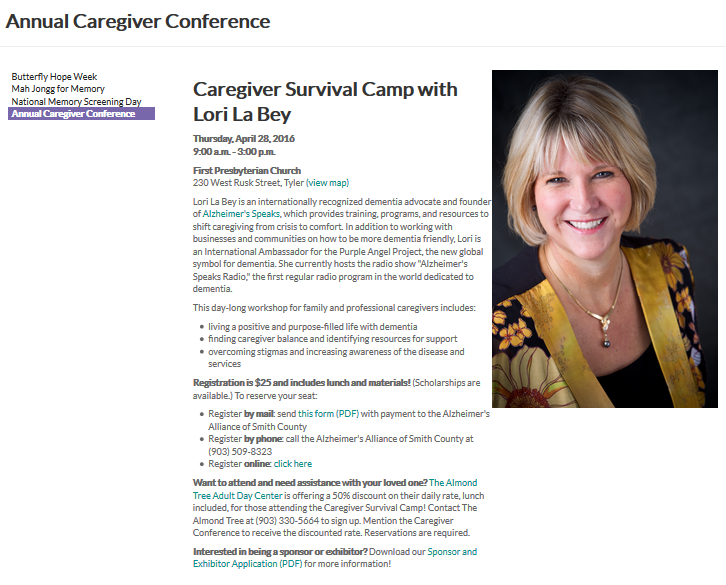 Alz_All_TX_Caregiver_Survival_Camp