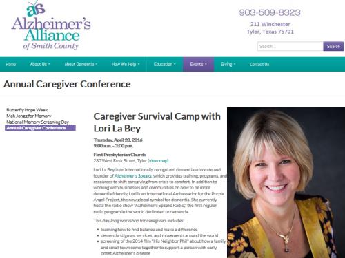 AlzAlliance_TX_Caregiver_Survivial_Camp_042816_9to3_promographic