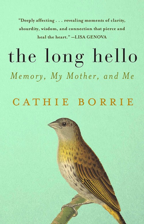 the long hello book cover
