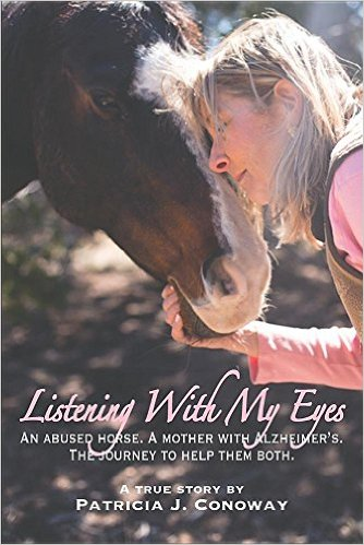 patricia book cover Listening with my eyes