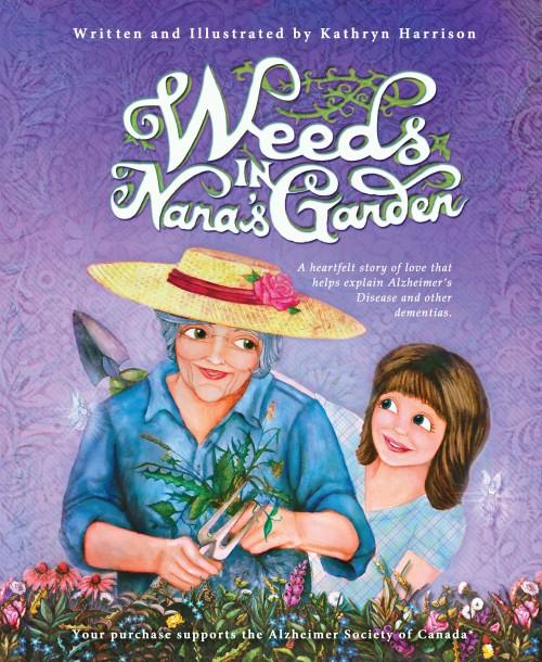Weeds in Nana's Garden Cover