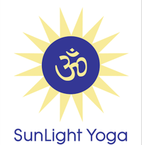 stacie dooreck logo sunight yoga