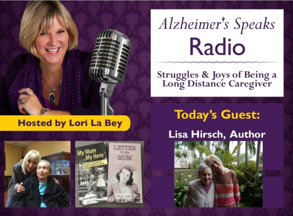 Lisa Hirsch | Alzheimer's Speaks Blog