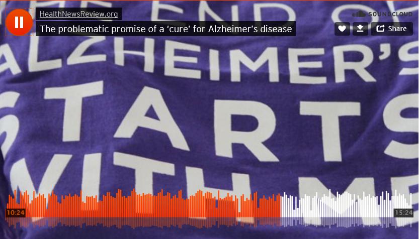 Podcast Eilon Mary Bob and Judy on care vs cure